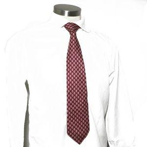 Brooks Brothers Accessories - Brooks Brothers Makers All Silk Foulard Tie